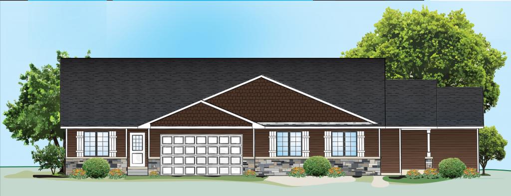 Heritage Green - New Custom Home